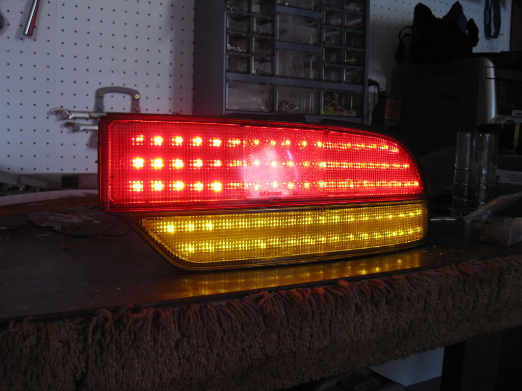 Diy led tail lights