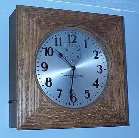 Self Winding Clocks Selfwinding4
