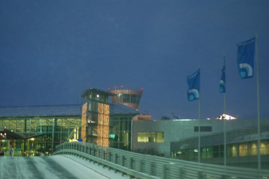 Helsinki - Vantaa  (HEL / EFHK) DSC_0033