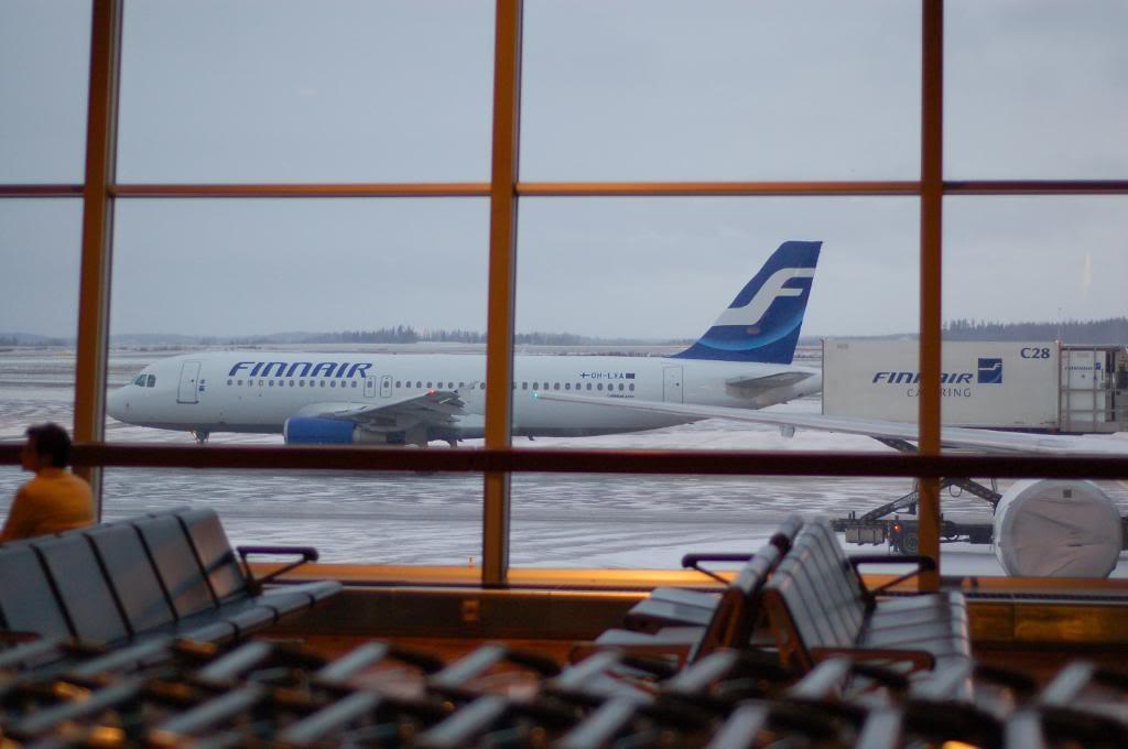 Helsinki - Vantaa  (HEL / EFHK) DSC_0050