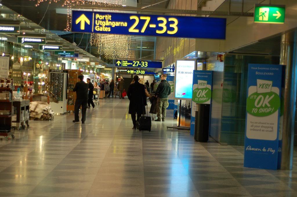Helsinki - Vantaa  (HEL / EFHK) DSC_0055