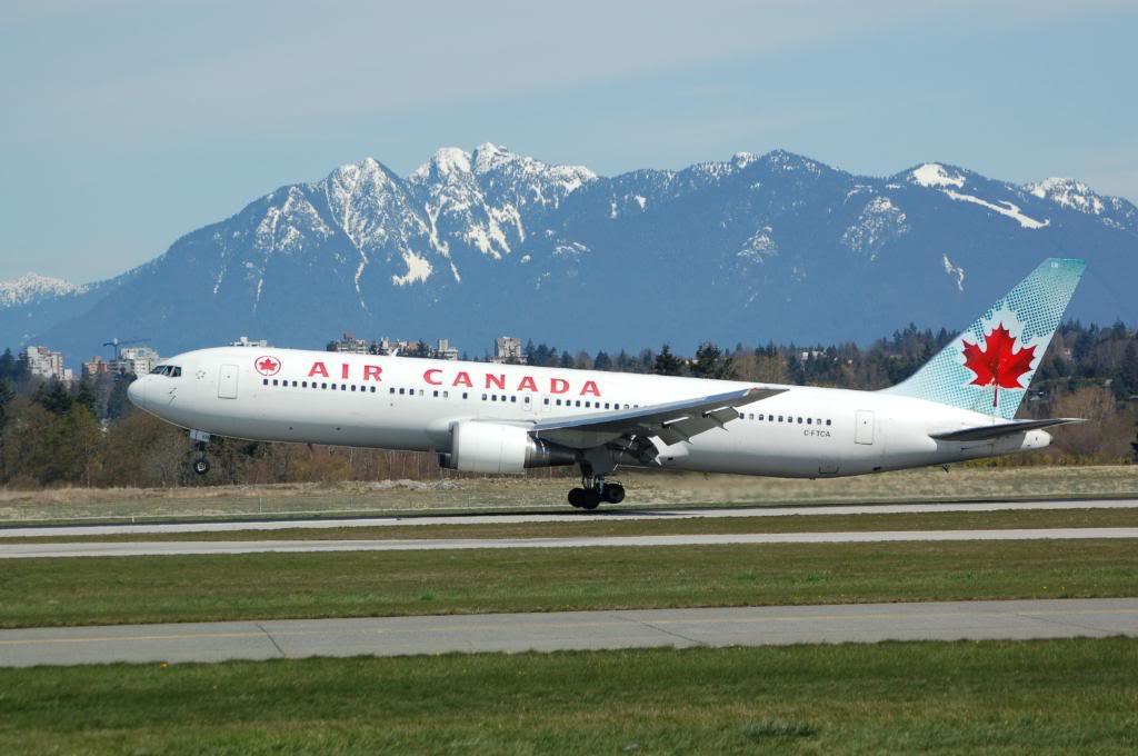 Air Canada (AC /  ACA) DSC_5551