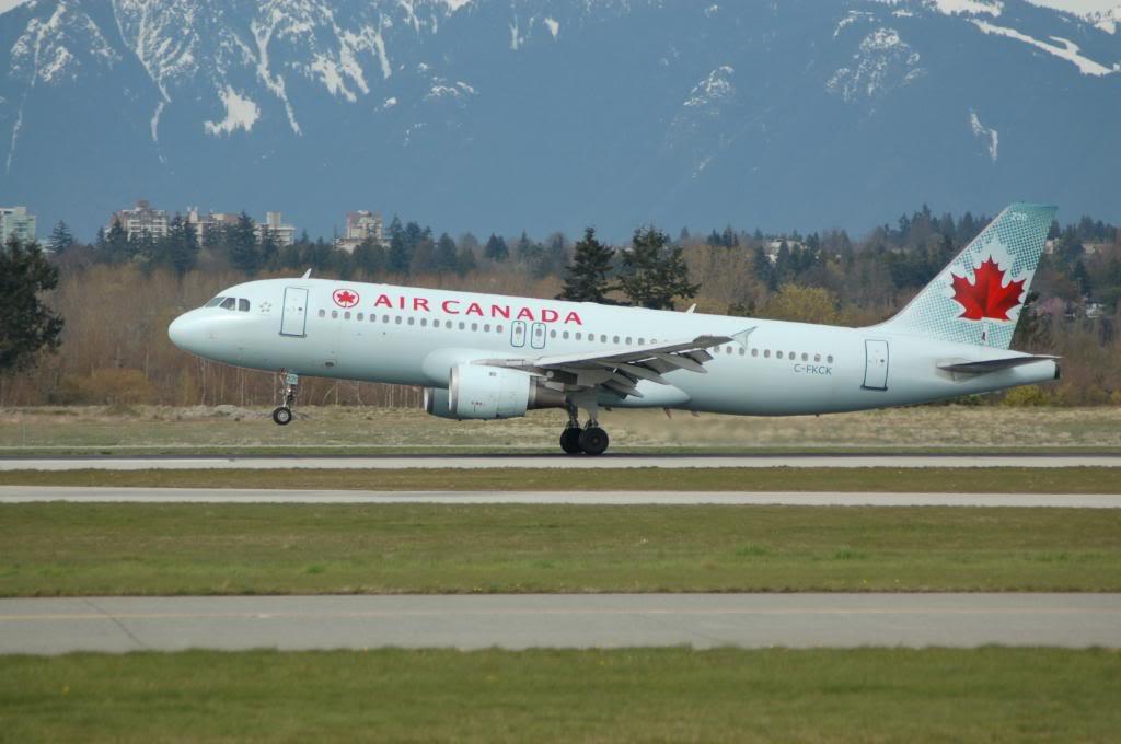 Air Canada (AC /  ACA) DSC_5747