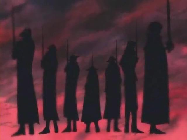 7 Shichibukai (Warlords) Shichibukai