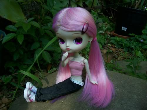 Magical pink chan NewFriend21