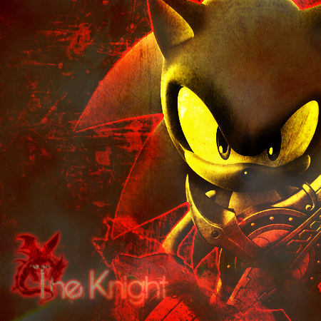 Revival of the Art Section: Sonic the Hedgehog! GFX Contest! TheKnight