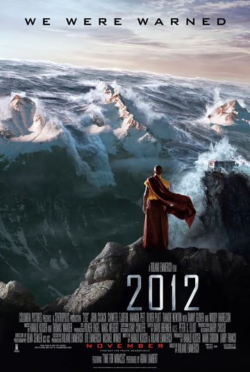 Latest movies i've seen.... 2012