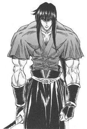 Hiko Seijuro XIII Hikomanga6