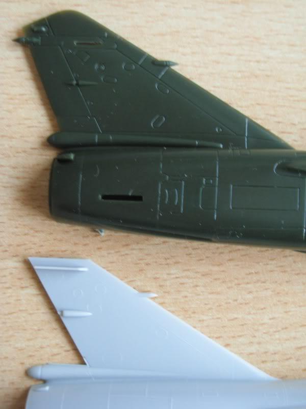 Mirage F1 ESCI DeriveESCI