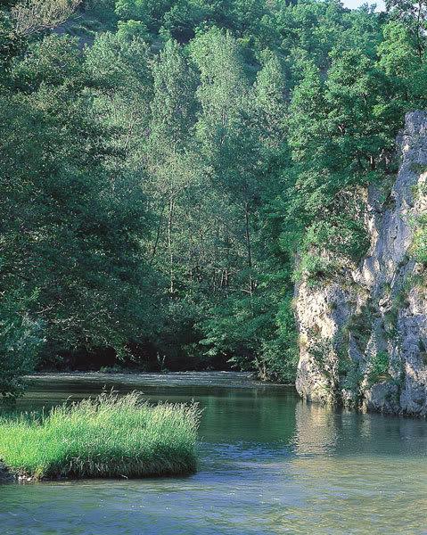 Sve čari Srbije Reka