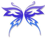 »Blue Buterfly Lv.9«