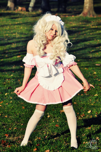 [Hizaki] Maid (Création personnelle) FBHizaki09