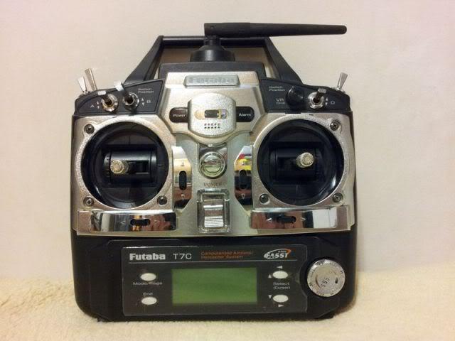[vendo] Radio Futaba 7C 2.4Ghz Futaba7C_01