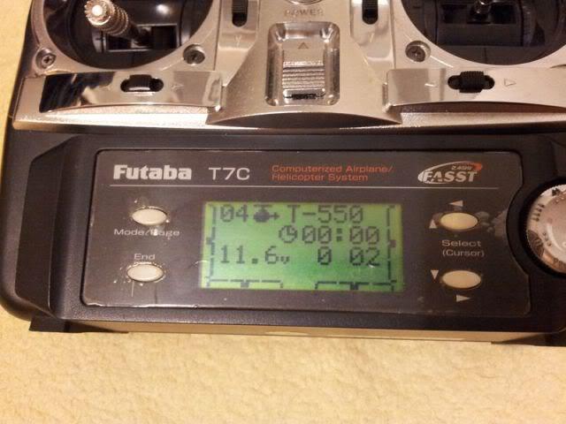 [vendo] Radio Futaba 7C 2.4Ghz Futaba7C_07