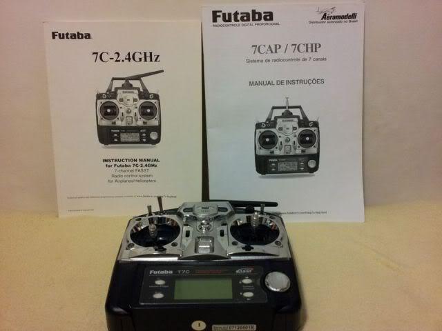 [vendo] Radio Futaba 7C 2.4Ghz Futaba7C_10