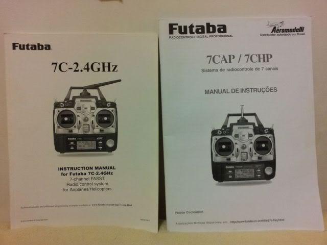[vendo] Radio Futaba 7C 2.4Ghz Futaba7C_11