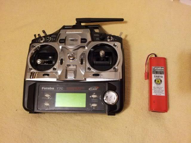 [vendo] Radio Futaba 7C 2.4Ghz Futaba7C_12