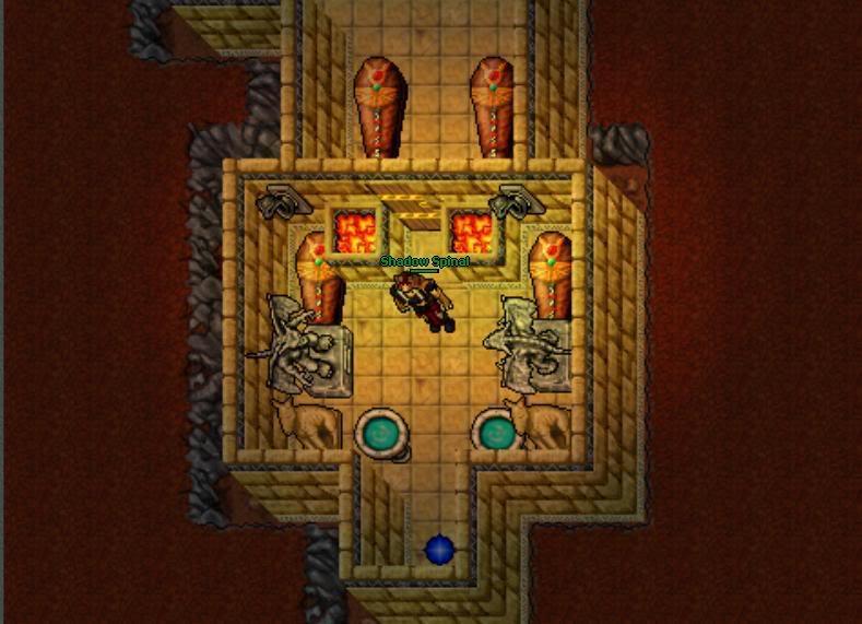 Guia: Full Helmet of The Ancients Quest(lvl 120+) 10-1