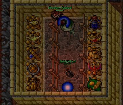 Guia: Full Helmet of The Ancients Quest(lvl 120+) 22