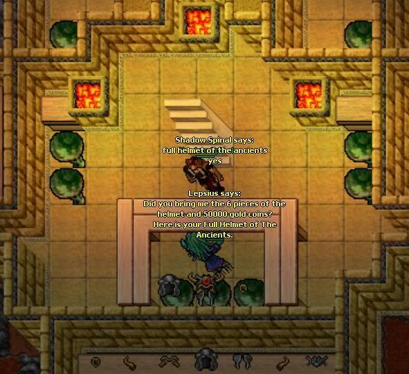 Guia: Full Helmet of The Ancients Quest(lvl 120+) 27