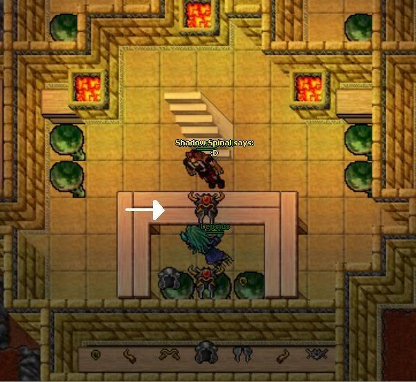 Guia: Full Helmet of The Ancients Quest(lvl 120+) 28