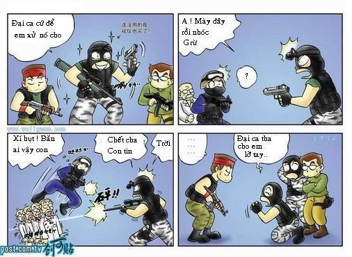 truyện cười về half life 004