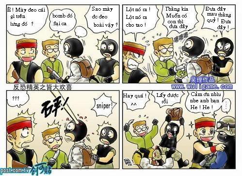 truyện cười về half life 008