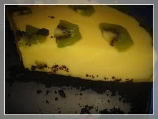 Semi-frio de Limão e Kiwi com cuajada DSC04783-1