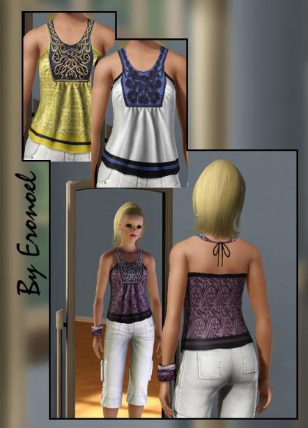 Another top: Jeweled Sleeveless Shirt Lapjeweledsleevelesshirtyaaf2