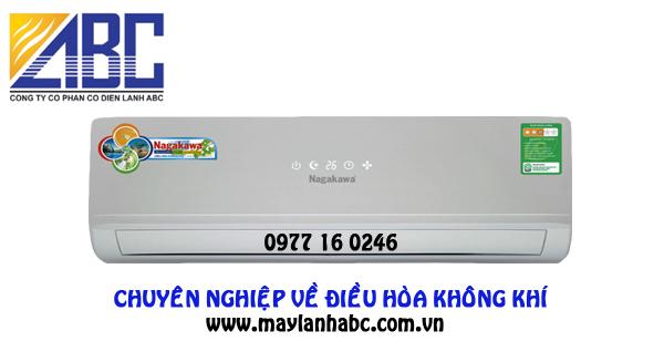 Sản phẩm cần bán: Máy lạnh Nagakawa Model mới nhất (SK) giá rẻ nhất TPHCM Zsl1433340146