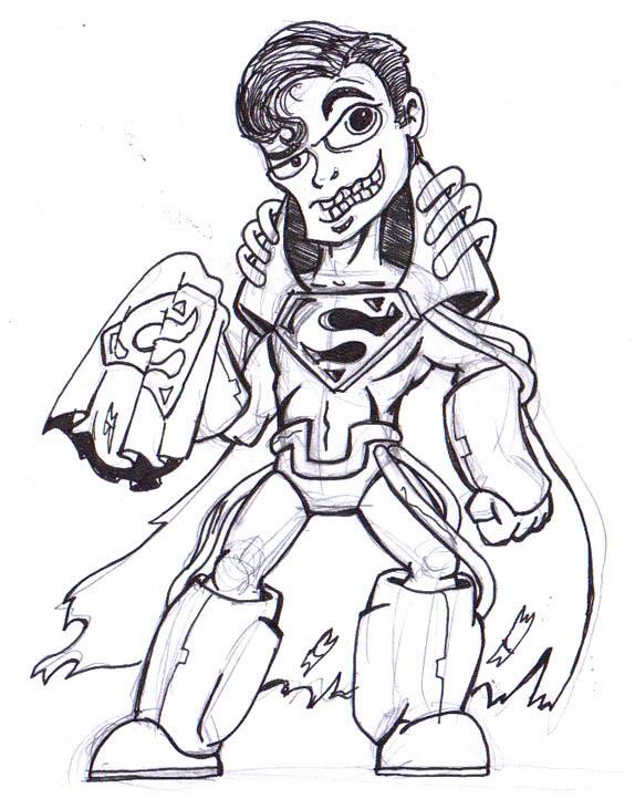 Galeria de Arte - kika SuperboyPrime