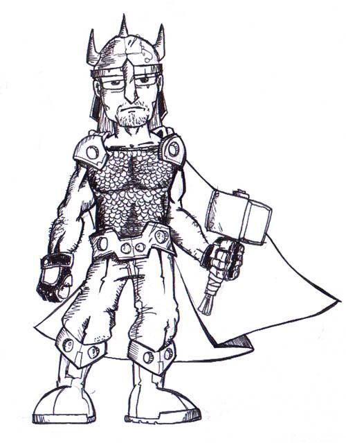 Galeria de Arte - kika Thor