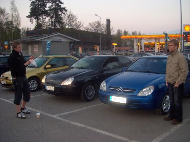 Eurocruising premiiting 2.5.08 -kuvia- HPIM2660