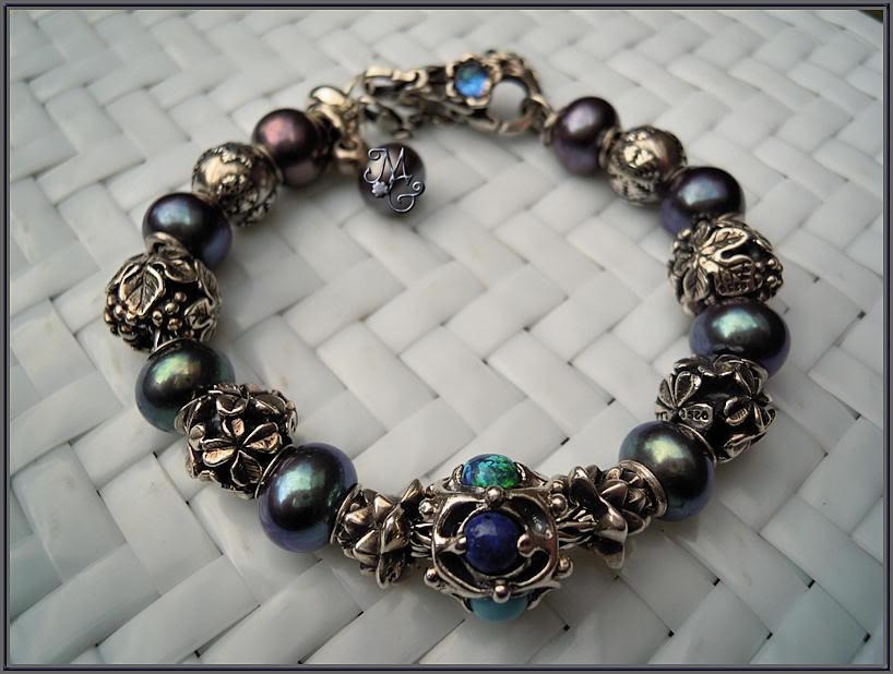 Favorite PERMANENT bracelet showcase! Parelwijsheid