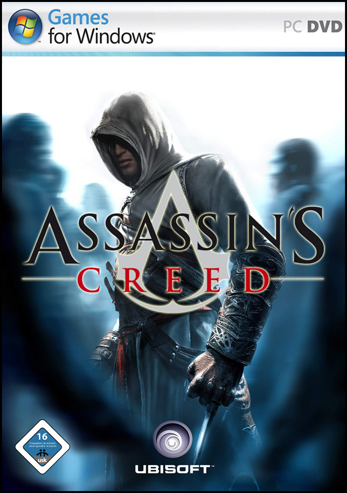 Assassin's Creed PC  full 1 link. Assassinscreedcoverbycryme
