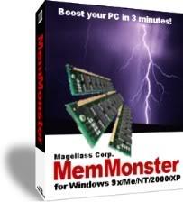 هذا البرنامج MemMonster يجعل جهازك يعمل بصورة أكثر كفاءة وإستقرارا بدون زيادة الرام -فقط على منتديات الصرفندي MemMonster-shot