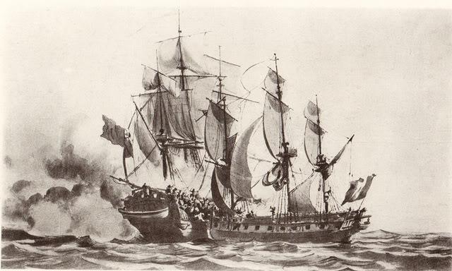 Combat de l'Ambuscade & la Bayonnaise – 21 frimaire An 7 145AmbuscadeetBayonnaise-lavisdOzan