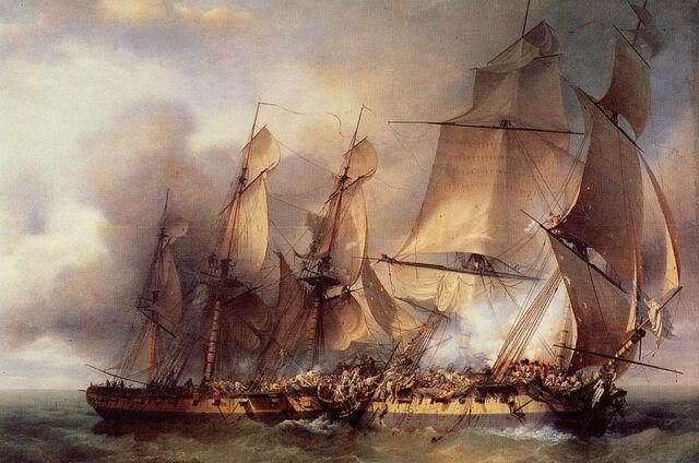 Combat de l'Ambuscade & la Bayonnaise – 21 frimaire An 7 Bayonnaise-grandetaille