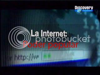 La Internet [04/04] [Discovery Channel][Tv-Rip Latino] Pp