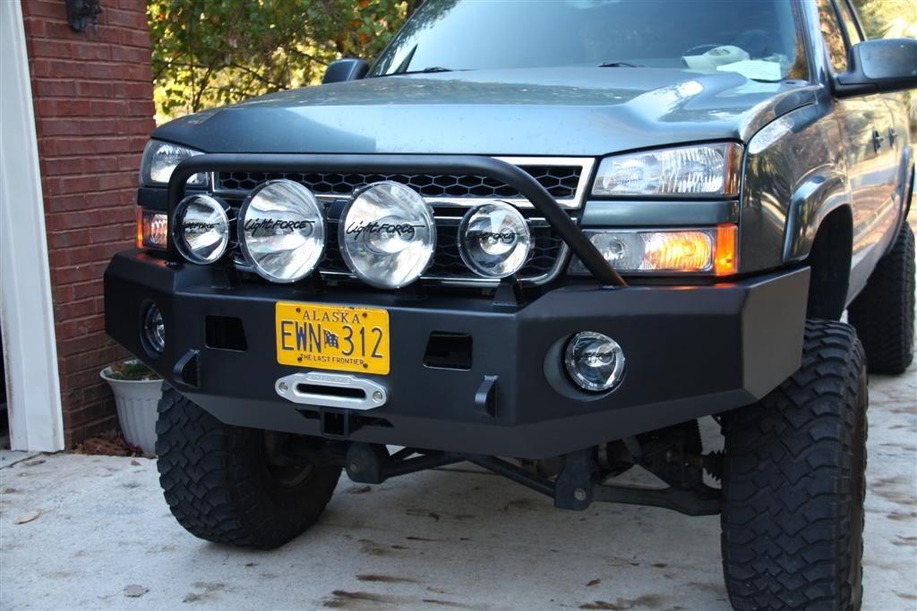 Custom Bumpers 1da9a5af