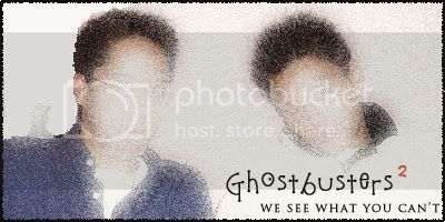 Who ya gonna call? GHOST BUSTERS!!!! Ghostbuster