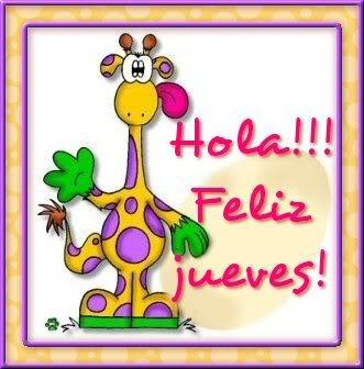 Buenos dias, Good Morning, Bonjour Jueves9