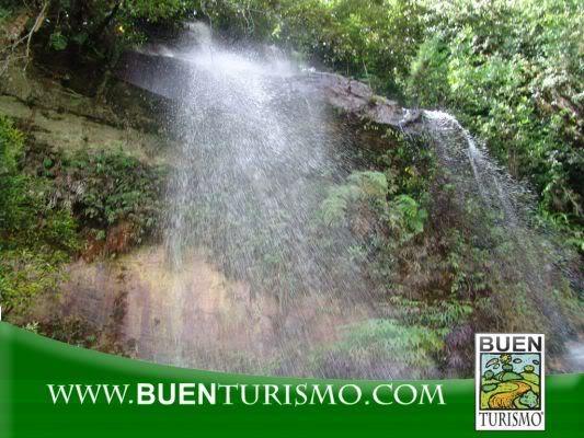Región Andina 0CascadaPresaLaHondaMunicipioUriban