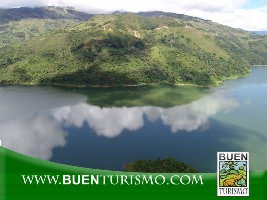 Región Andina 0EspejodeaguaPresaLaHondaMunicipioU
