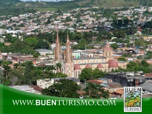 Región Andina 0PanormicadeRubio.MunicipioJunn