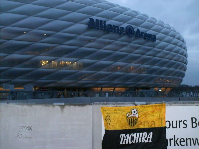 Estadio Allianz Arena, Alemania HPIM0210