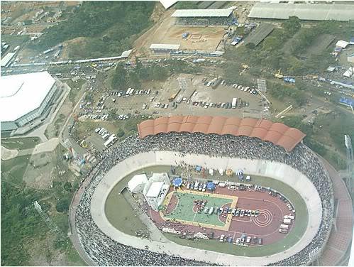 Instalaciones deportivas - Edo. Tachira VELODROMO