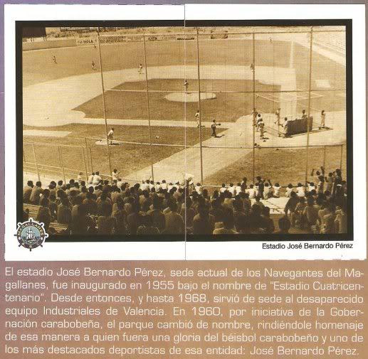 Historia del beisbol en Venezuela Beisbol9
