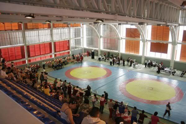Instalaciones deportivas - Edo. Tachira Combateys0