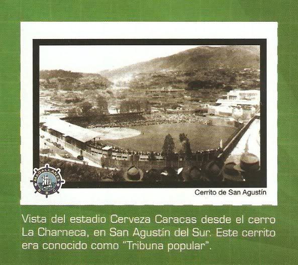 Historia del beisbol en Venezuela Panini2